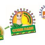 Evolution du logo Corbi Parc