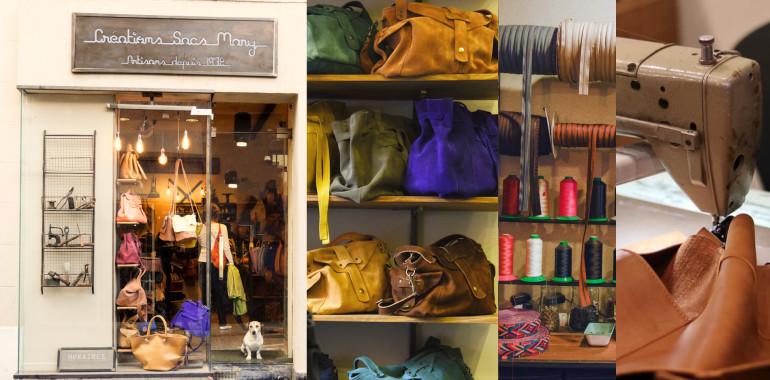 Créations Sacs Mary dynamise sa boutique en ligne